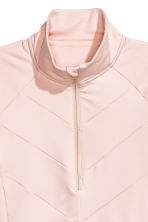 Sports top - Powder pink - Ladies | H&M CN 3