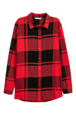 Red/Black checked