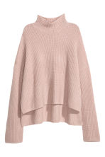 Cashmere jumper - Powder pink - Ladies | H&M IE 2