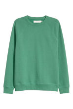 Sweatshirt with raglan sleeves - null - Men | H&M CN 2