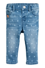 Denim blue/Star