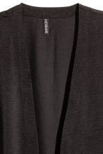 Satin cardigan - Black - Ladies | H&M 3