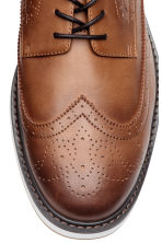 Brogues - Konjaksbrun - Men | H&M FI 3
