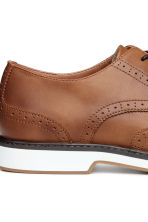 Brogues - Konjaksbrun - Men | H&M FI 4
