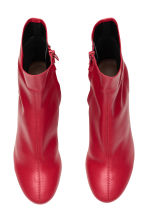 Ankle boots - Red - Ladies | H&M CN 2