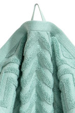 2-pack guest towels - Turquoise - Home All | H&M CN 3