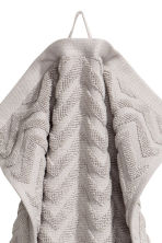 2-pack guest towels - Light grey - Home All | H&M CN 3