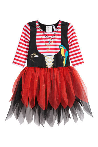 Robe de pirate - Rouge/pirate - ENFANT | H&M CH