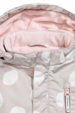 Padded Outdoor Jacket - Taupe - Kids | H&M CA 2