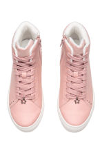 Sneakers alte foderate - Rosa -  | H&M IT 2
