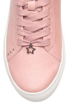 Sneakers alte foderate - Rosa -  | H&M IT 3