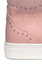 Sneakers alte foderate - Rosa -  | H&M IT 4