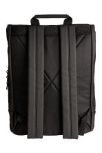 Rubber backpack - Black - Men | H&M CN 2