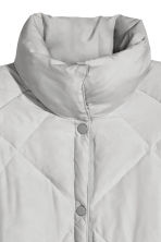 Long down jacket - Light grey - Ladies | H&M CN 3