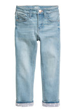 Slim Lined Jeans - null -  | H&M CN 2