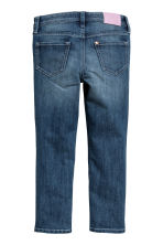 Extra sterke Slim fit Jeans - Donker denimblauw - KINDEREN | H&M BE 3