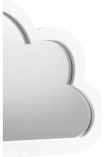 Cloud-shaped mirror - White - Home All | H&M CA 3