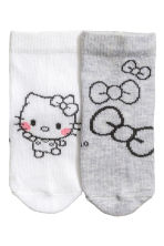 5-pack socks - Light pink - Kids | H&M 2