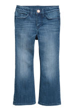 Boot Cut Jeans - Denim blue - Kids | H&M CN 2