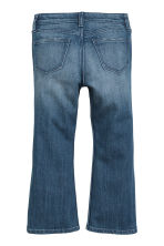 Boot Cut Jeans - Denim blue - Kids | H&M CN 3