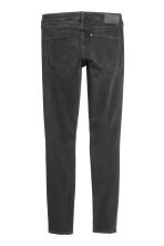 Skinny Low Jeans - Black - Ladies | H&M CN 2