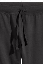 Pyjama bottoms - Black - Ladies | H&M GB 3