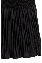 Pleated skirt - Black - Ladies | H&M CA 3