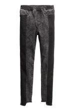 Treggings - Negro washed out - NIÑOS | H&M ES 2