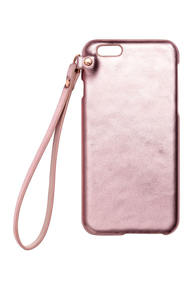 Cover per iPhone 6/6s - Rosa/metallizzato - DONNA | H&M IT