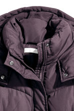 Padded jacket - Dark purple - Ladies | H&M CN 3