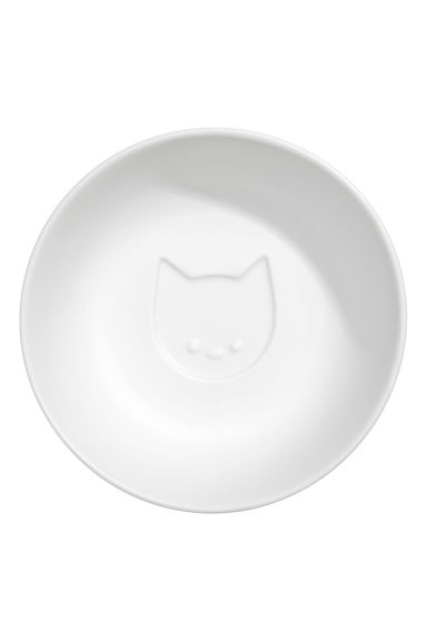 Porcelain bowl - White - Home All | H&M CN 1