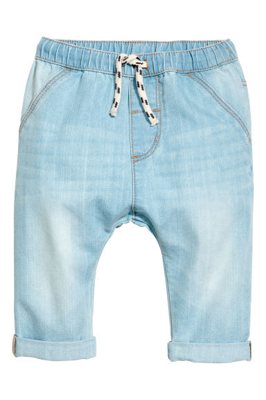 Joggers - Light denim blue - Kids | H&M 1