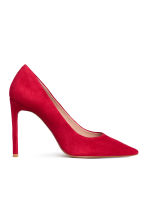 Court shoes - Red - Ladies | H&M 2