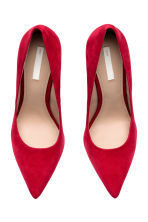 Court shoes - Red - Ladies | H&M 3