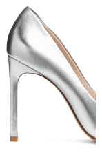 Court shoes - Silver-coloured - Ladies | H&M CN 4