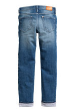 Slim Lined Jeans - Denim blue - Kids | H&M 2