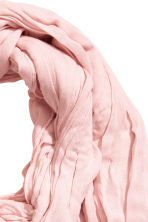Large scarf - Light pink - Ladies | H&M 2