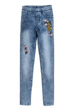 Tregging - Bleu denim - ENFANT | H&M FR 2