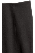 Jersey pencil skirt - Black - Ladies | H&M 3