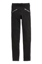 Leggings - Black - Kids | H&M 2
