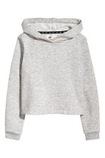 Hooded top - Grey -  | H&M 2
