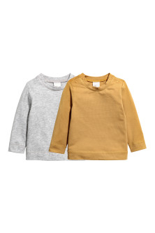 2-pack tops in pima cotton