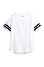 T-shirt - Wit - DAMES | H&M BE 1