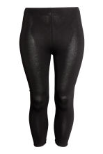 H&M+ 3/4-length leggings - Black - Ladies | H&M 2