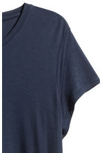 H&M+ Jersey top - Dark blue - Ladies | H&M 3