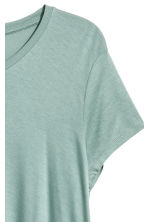 H&M+ Top in jersey - Verde nebbia - DONNA | H&M IT 2