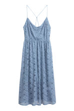 H&M+ 蕾絲洋裝 - Light blue - Ladies | H&M 2
