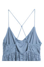 H&M+ Lace dress - Light blue - Ladies | H&M 3