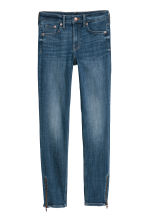 Skinny Regular Ankle Jeans - Donkerblauw - DAMES | H&M BE 2
