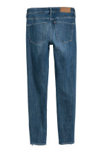Skinny Regular Ankle Jeans - Donkerblauw - DAMES | H&M BE 3